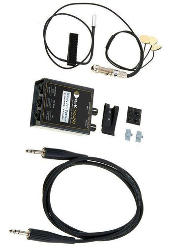 K&K Sound K&K Trinity Pro System Microfoon Pre-amp en Pickup