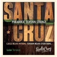 Santa Cruz Parabolic Tension Strings, Low Tension
