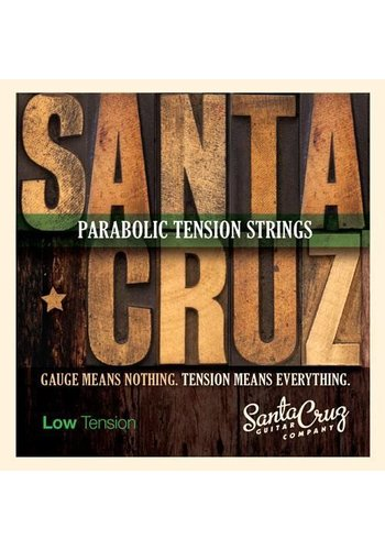 Santa Cruz Santa Cruz Parabolic Tension Strings, Low Tension