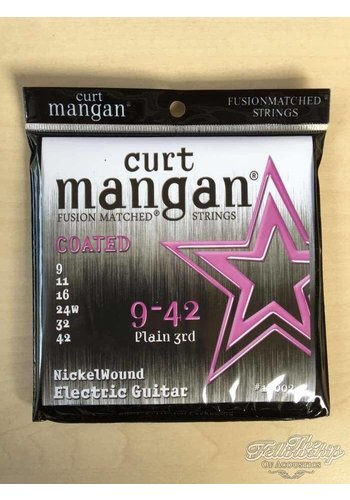 Curt Mangan Curt Mangan 16002 fusion 09-42 Nickel Long life COATED
