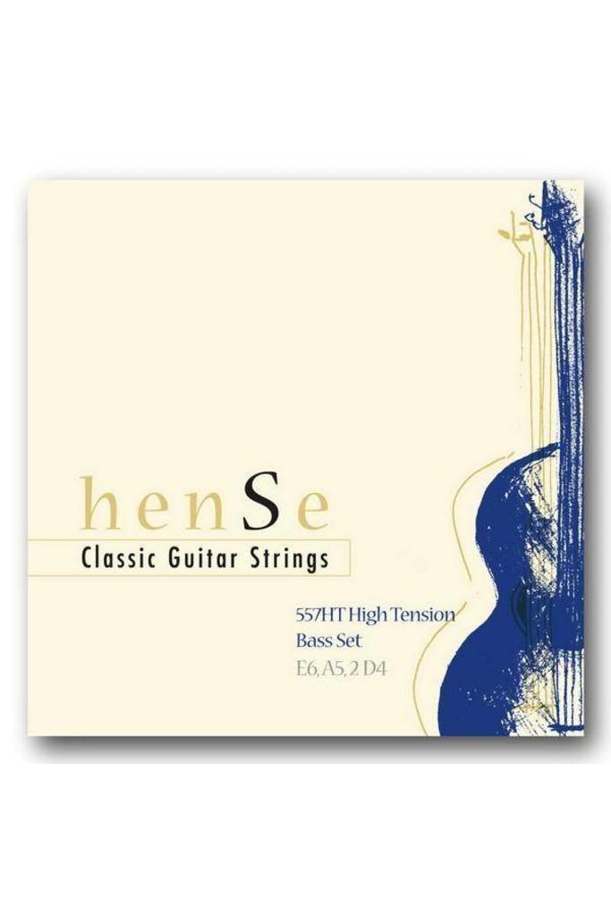 Hense 557HT Bass Set High Tension