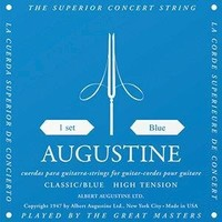 Augustine Classic Blue High spanning, nylon snaren