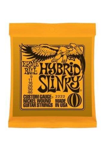 Ernie Ball Ernie Ball  2222 Hybrid Slinky 9-46