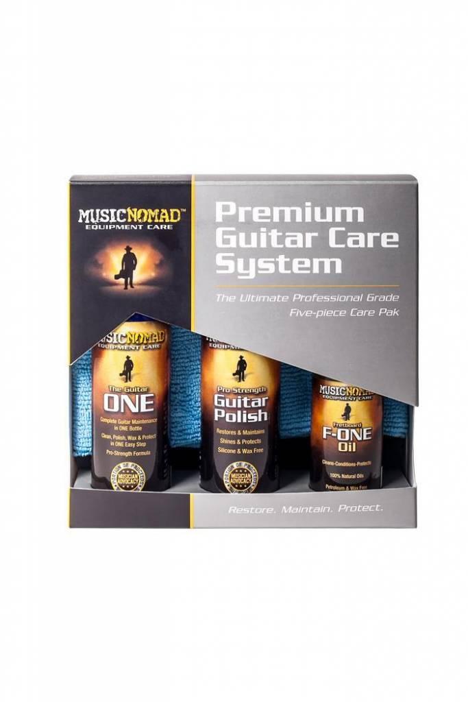 Music Nomad MN108 Premium Gitaar onderhoud Systeem