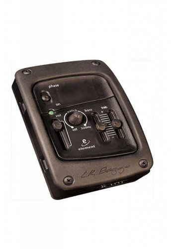 LR Baggs LR Baggs Retrofit EQ and element Active Onboard System