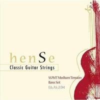 Hense 557MT Bass Set EAD Medium Tension Klassieke Snaren