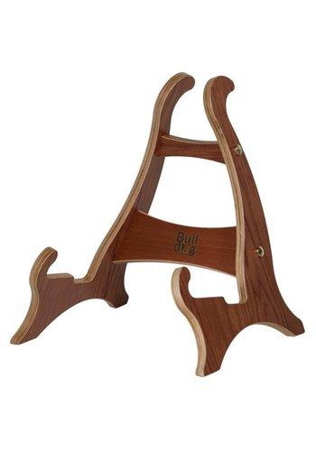 Bulldog Mini Dragon Bubinga, Small Wooden Guitar Stand