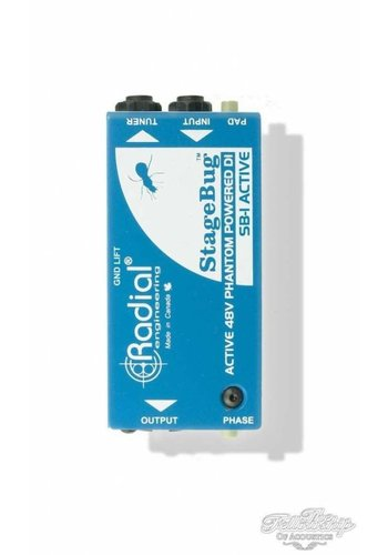 Radial Radial StageBug SB-1 Active Direct Box