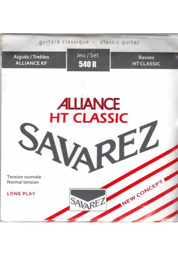 Savarez Savarez 540R Normal Tension Nylon Snaren