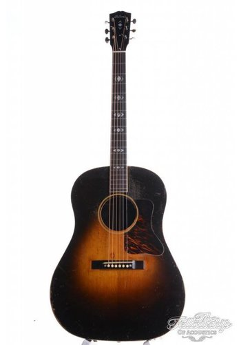 Gibson Gibson Advanced Jumbo AJ sunburst (1936) Vintage and very rare