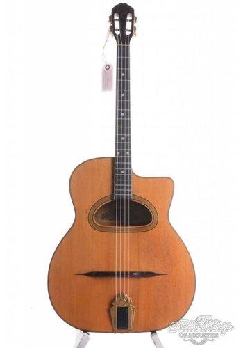 Selmer Selmer Eddie Freeman Special Tenor Gypsy guitar 1935