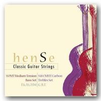 Hense 557MT + 558CMHT Mixed Bass & Treble Set