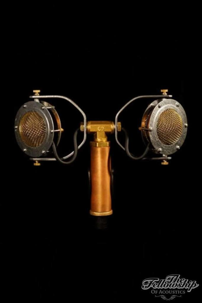 Ear Trumpet Labs Evelyn Stereo Microphone