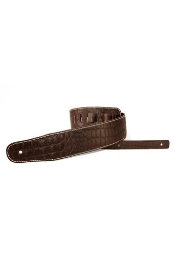 Richter Straps Richter 1075 Luxury Cayman Brown