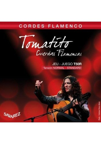 Savarez Savarez Tomatito T50R Normal Tension Flamenco
