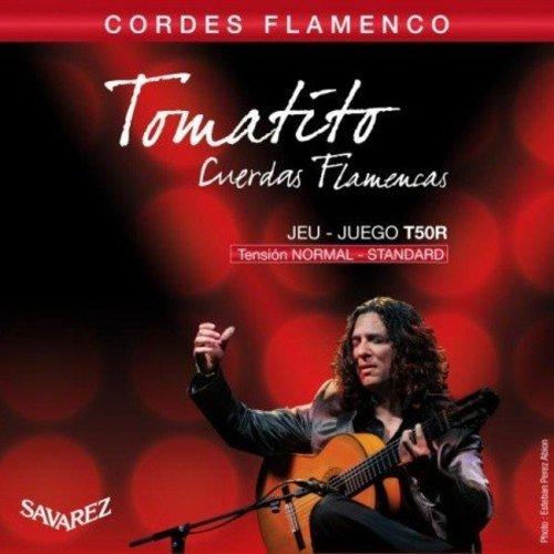 Savarez Savarez Tomatito T50R Normal Tension Flamenco