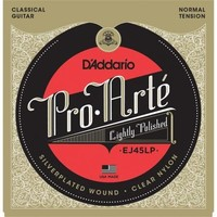 D'Addario EJ45LP Lightly Polished Normal Tension