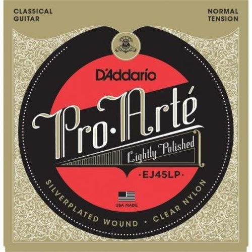 D'Addario D'Addario EJ45LP Lightly Polished Normal Tension