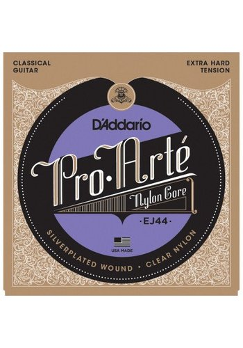 D'Addario D'Addario EJ44 Nylon Core Extra Hard Tension