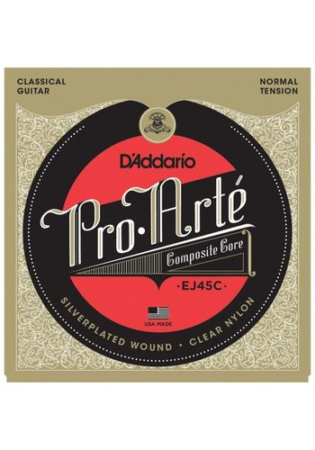 D'Addario D'Addario EJ45C Composite Core - Normal Tension