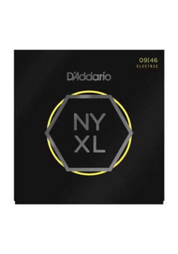 D'Addario D'Addario NYXL0946 Super Light Top / Regular Bottom 09-46