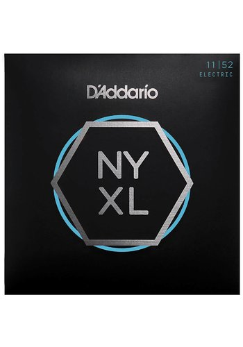 D'Addario D'Addario NYXL1152 Nickel Wound Electric Guitar Strings 11-52 Medium Top/Heavy Bottom