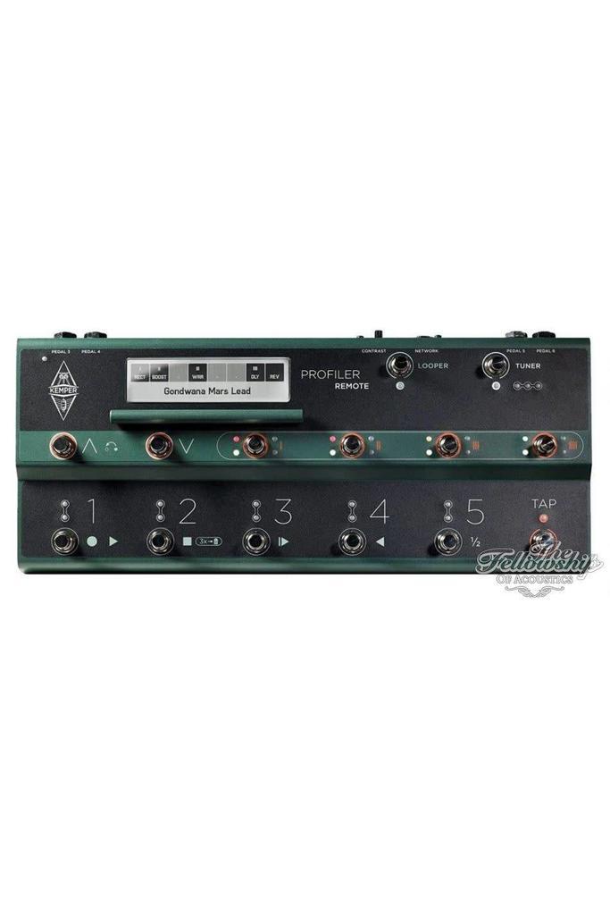 Kemper Profiler Set - Head and Remote Black