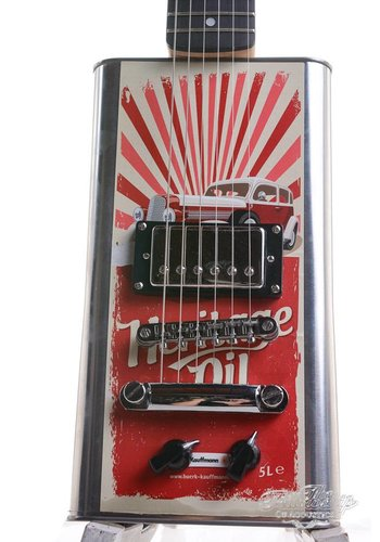 Baader Oil Can Ramkie  Guitar