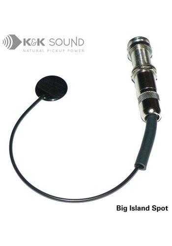 K&K Sound K&K Big Island Spot Ukulele