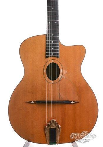 Matthias Voigt Matthias Voigt Selmer style Gypsy Jazz guitar 2003