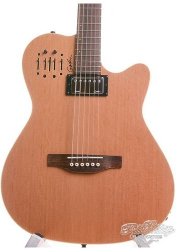 Godin Godin A6 Ultra Natural SG With Bag