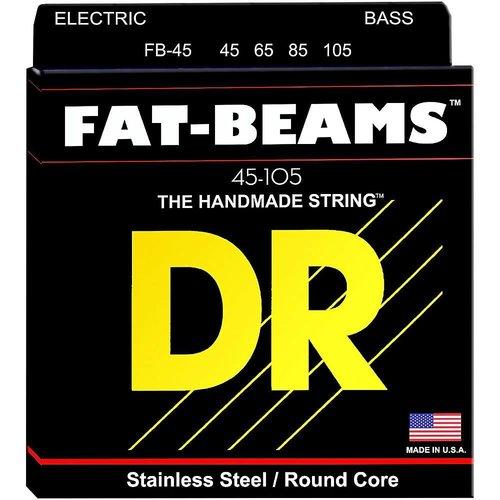 DR Strings DR Strings FB45 Fat-Beams Medium 45-105