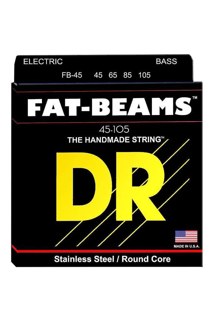 DR Strings FB45 Fat-Beams Medium 45-105