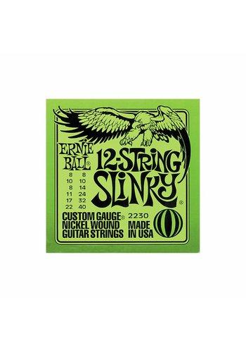Ernie Ball Ernie Ball 2230 12-string Slinky 8-40