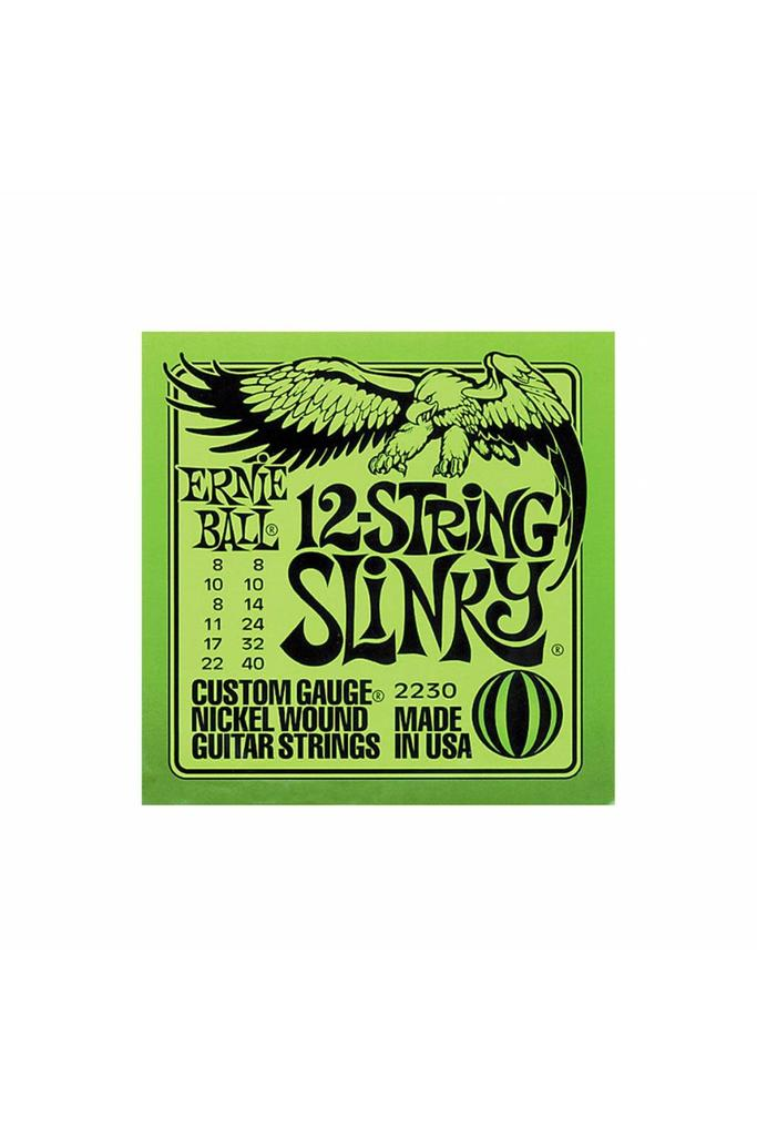 Ernie Ball 2230 12-string Slinky 8-40