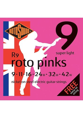 Rotosound Rotosound R30SL Nickel 12 String Electric Guitar Strings