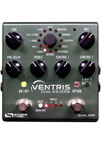Source Audio Source Audio Ventris Dual Reverb SA262