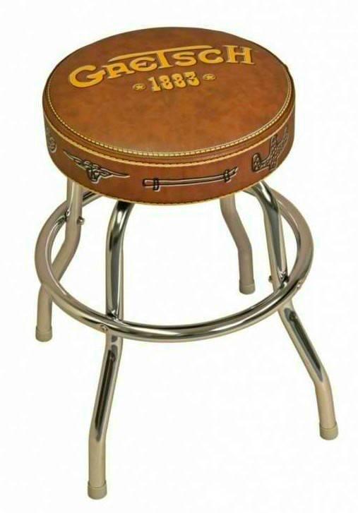 """Gretsch Since 1883 Bar stool 24"""""""