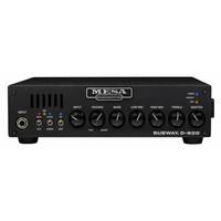 Mesa Boogie Subway D800 Bass Head