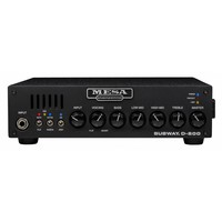 Mesa Boogie Subway D800 head