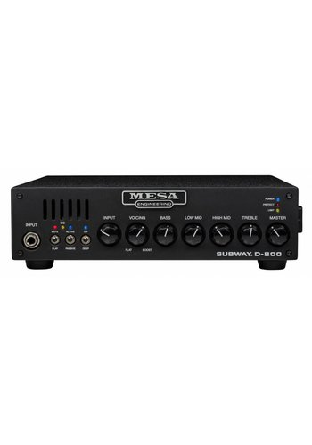 Mesa Boogie Mesa Boogie Subway D800 Bass Head