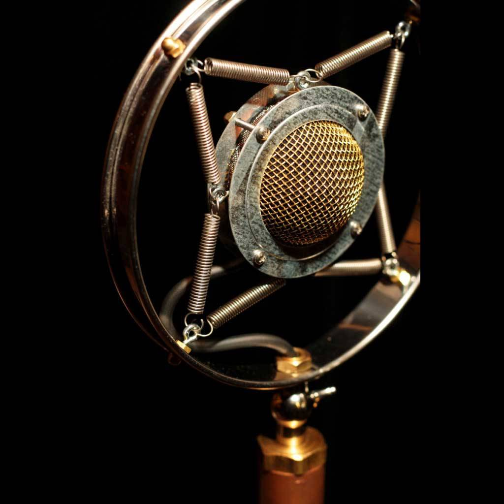 Ear Trumpet Labs microphones at TFOA! - The Fellowship of
