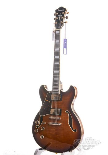 Ibanez Ibanez AS93 FML VLS Violin Sunburst Lefty