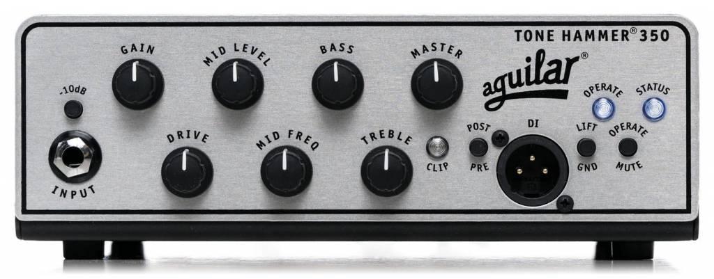 Aguilar Tone Hammer 350W Bass Head