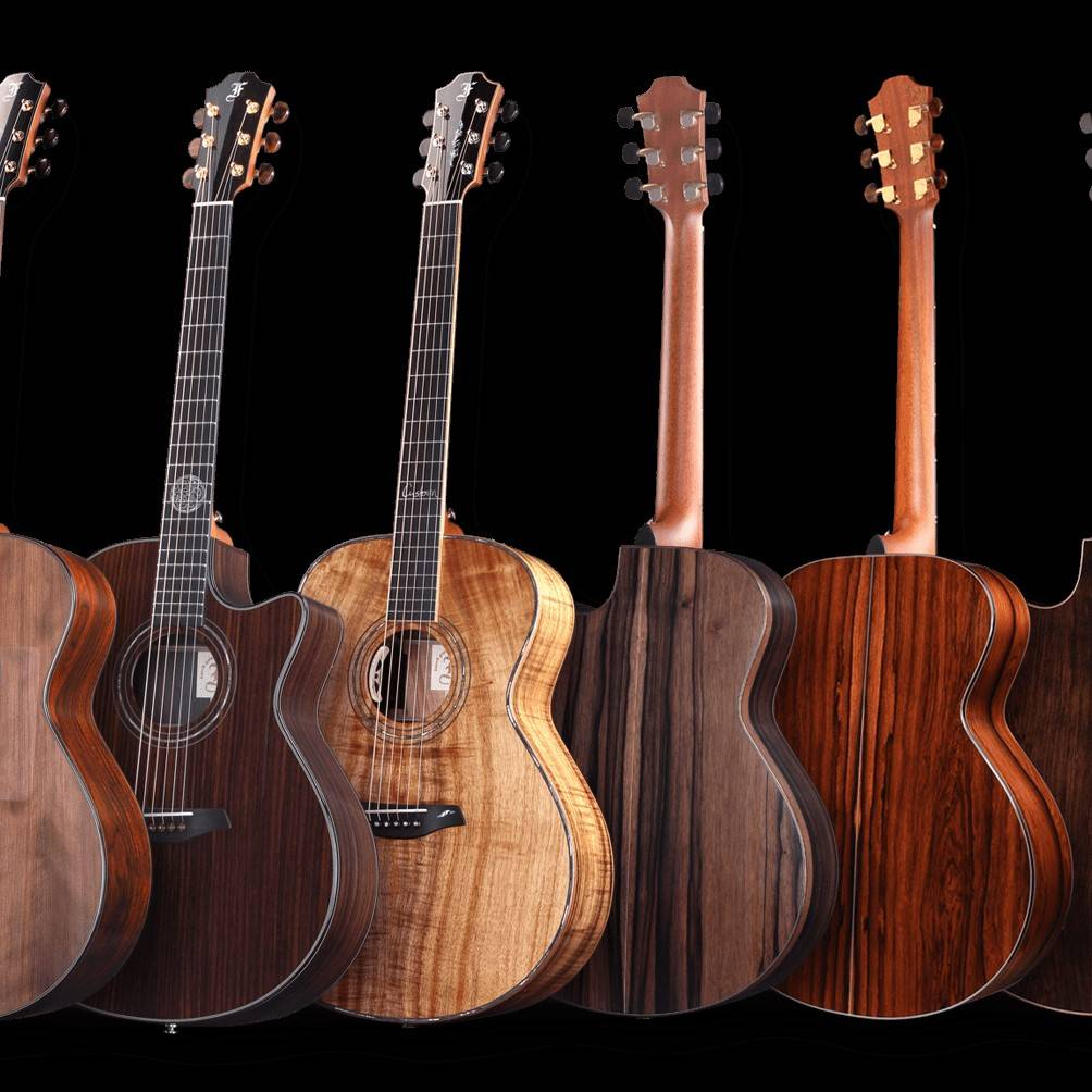 The new Furch line-up!