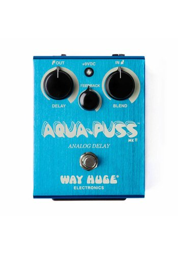 Way Huge Way Huge Aqua Puss Analog Delay