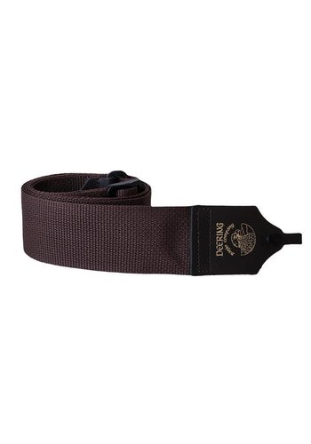 "Deering Deering 2"" Nylon Strap Brown"