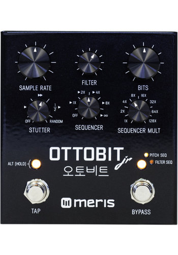 Meris Meris Ottobit Jr. Bit Crusher - Sequencer