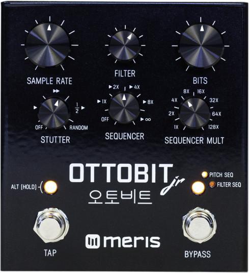 Meris Ottobit Jr Bit Crusher Sequencer