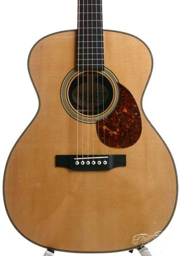 Preston Thompson Preston Thompson OM hide glue Madagscar Adirondack Custom